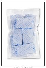 (25) 10 Gram Foil-Packed Silica Gel Desiccant FDA Approved Moisture Absorber