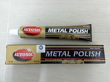 1 x AUTOSOL METAL POLISH 75ml