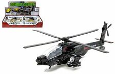 """HELICOPTER DISPLAY - 8"""" COMBAT COPTER BOX SET OF 6 SL362"""