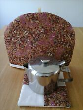 Tea cosy, tea pot cosy, one cup tea cosy, small tea cosies, handmade, butterfly