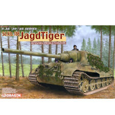 Dragon #6285 1/35 Sd. Kfz. 186 Jagdtiger Henschel Production Type