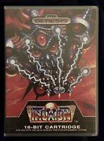 TRUXTON For Sega Genesis. Rare, Original Game W/Case. Works Good! (No Manual).