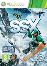 SSX XBOX360 - totalmente in italiano