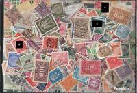 Deutsches Reich m. Geb.-Sammlung 500 Briefmarken