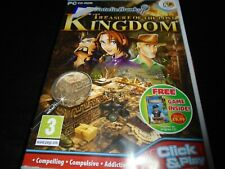 Natalie Brooks: Treasure of the Lost Kingdom   pc game    hidden object