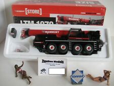 Liebherr Ltm 1070 Car Crane Mammoet #2100.7 Conrad 1:50 Boxed