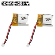 Cheerson CX-10 CX-10-002  FQ777-124 RC Quadcopter Helicopter 3.7V 100mAh Battery