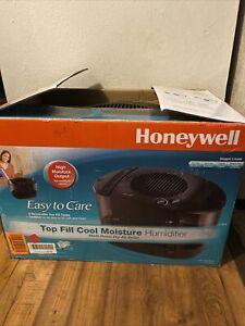 Honeywell Cool Mist Removable Console Humidifier Adjustable Humidistat 3 Gal