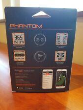 2018 Bushnell Phantom GPS Blue Rangefinder for Golf OPEN Box