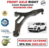 FRONT AXLE RIGHT Lower Wishbone TRACK CONTROL ARM for PORSCHE CAYENNE 2002-2010