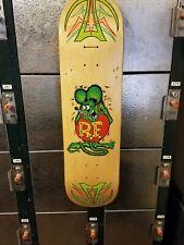 Ed Roth Rat Fink skateboard deck - Hand Painted Pinstripe Skate Board