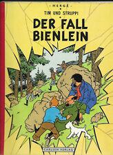 Tim und Struppi Der Fall Bienlein - CARLSEN COMIC-ALBUM 2.Auflage von 1969 Hergé