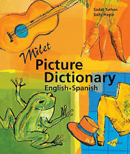 NEW Milet Picture Dictionary: English-Spanish by Sedat Turhan
