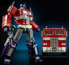 "KBB Transformers Optimus Prime G1 Style 7.9"" Toy Action Figure New In Box"