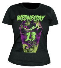 WEDNESDAY 13 - Necrophaze - Coffin - GIRLIE - Shirt