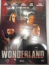 WONDERLAND - DVD ORIGINALE - visitate il negozio ebay COMPRO FUMETTI SHOP