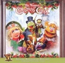 The Muppets Christmas Carol - Various Artists (NEW CD)