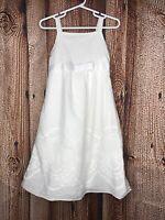 Brooke Lindsay Girls Summer Dress Size 5 Sleeveless