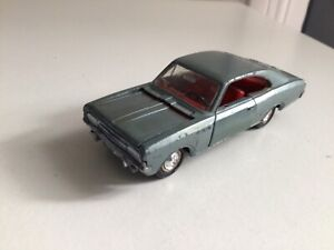 Dinky toys réf 1405 Opel rekord coupe 1900 meccano France