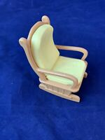 Fisher Price Loving Family Dollhouse Nursery Glider Rocking Chair