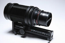 HASSELBLAD CARL ZEISS MACRO-PLANAR C 135 f5.6 T* + AUTOMATIC BELLOWS