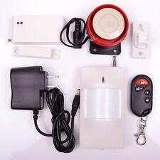 Wireless Security Alarm & Chime Motion Sensor 2 IN 1 Home Garage Doors Detector