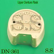 Dental Lab Copper Brass Denture Upper Flask Dn 361