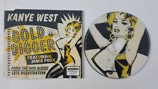 KANYE WEST - Gold Digger CD Single 2005