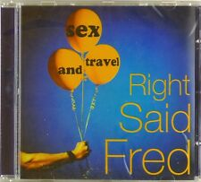 CD - Right Said Fred - Sex And Travel - #A3267