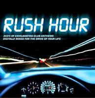 RUSH HOUR various (2X CD, mixed, compilation, 2004) trance