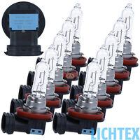 10x H9 PHILIPS Standard - Originalersatzteile Halogen Scheinwerfer Lampe B-Ware