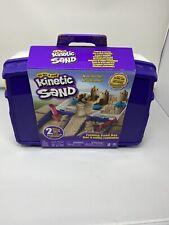 Portable SandBox w/ Kit Backyard Playground for Kids, Kinetic Sand Castle + Tool