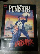 VG to F - The Punisher in Intruder (Stan Lee Presents) by Mike Baron USA 1991