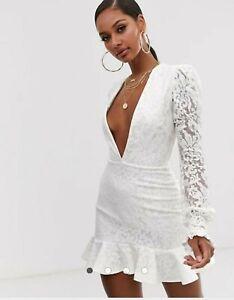 Dress By John Zack of Asos Size 10
