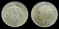 Netherlands - 1 Gulden 1944 P a