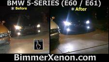 """""""PREMIUM XENON"""" for BMW 525i, 530i, 535i, 545i, 550i (E60) - - - - -by Jimmy540i"""