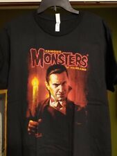Famous Monsters of Filmland T-shirt Bela Lugosi Dracula color Size S/M/L/3XL