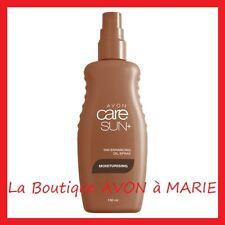 Spray Aceite Bronceador En Vaporizador 150ml Sun Avon: de Coco & Vitamina E
