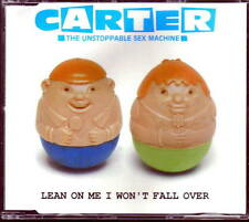 CARTER USM Lean On Me 3 TRACK UK CD EP