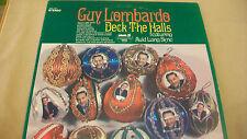 GUY LOMBARDO DECK THE HALLS 33 RPM LP ALBUM PICKWICK SPC-1011