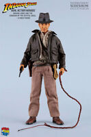 "Indiana Jones Kingdom of Crystal Skull 12"" Figur Medicom Toys 1/6 RAH Sideshow"