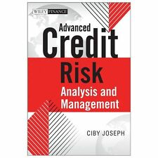 The Wiley Finance Ser.: Advanced Credit Risk Analysis and Management by Ciby...