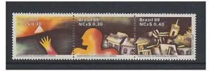 Brazil - 1989 Independence Movement set - MNH - SG 2351/3