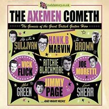 The Axeman Cometh - The Birth Of The Great British Guitar Hero - Vario (NEW 2CD)