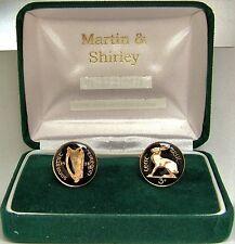 1928 Irlanda Gemelli realizzati in primo anno del vecchio Irish Soldini INBLACK & GOLD