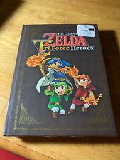 The Legend of Zelda: Tri Force Heroes Collector's Edition Guide by Prima - New