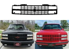 Replacement 454ss Sport Grill For 1988-1993 Chevrolet C1500 Blazer New Free Ship