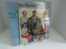 Lp THE MASTER'S TRIO A Brand New Song Stereo ECP 2127 Christian Gospel SEALED
