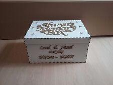 Extra Large Personalised memory memories Box large gift keepsake memorial