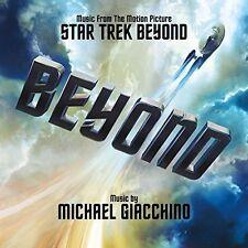 Star Trek Beyond Soundtrack Michael Giacchino 0030206739787
